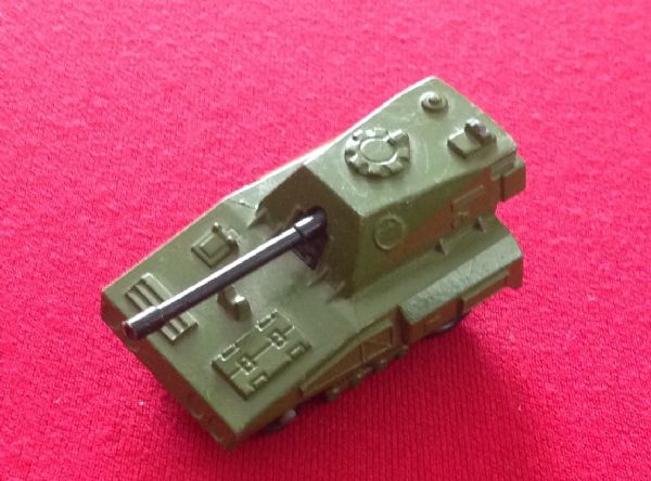 Matchbox Superfast No 70 S-P Gun Tank